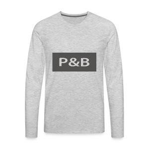 prc brc - Men's Premium Long Sleeve T-Shirt