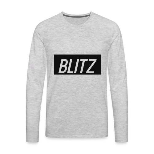 Andrew Czahor- Blitz Apparel - Men's Premium Long Sleeve T-Shirt