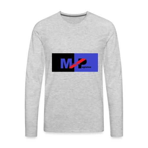 Mystical Logo - Men's Premium Long Sleeve T-Shirt