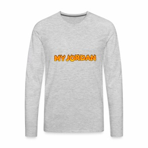 777coollogo com 208101546 - Men's Premium Long Sleeve T-Shirt