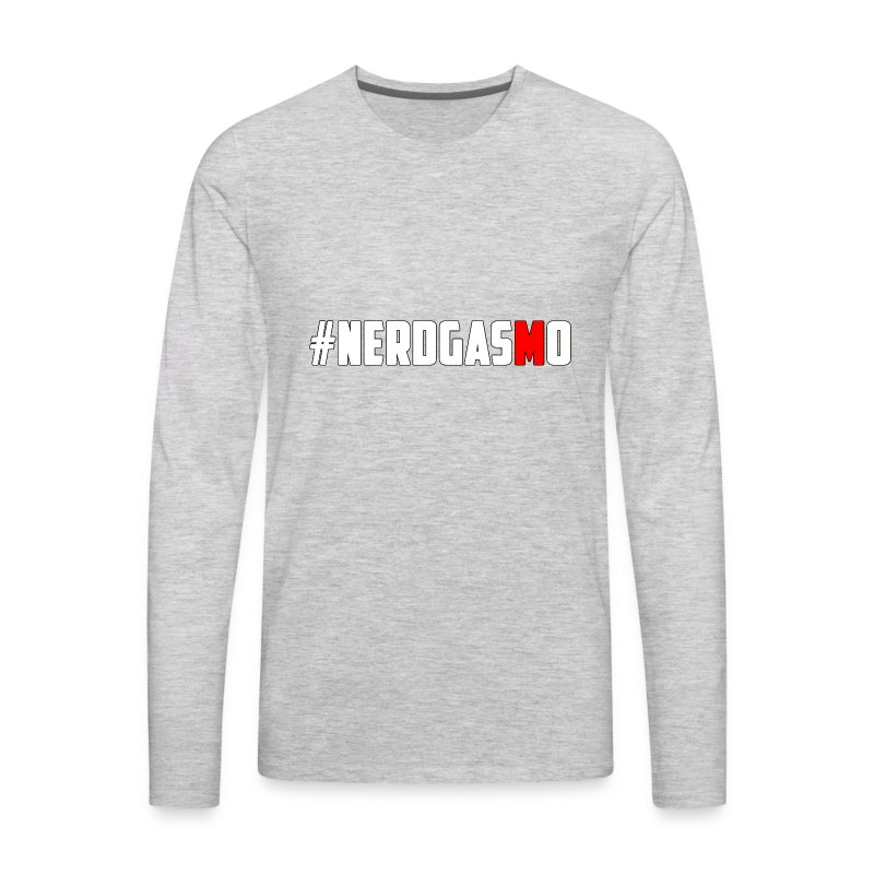 Nerdgasmo Marvelita - Men's Premium Long Sleeve T-Shirt