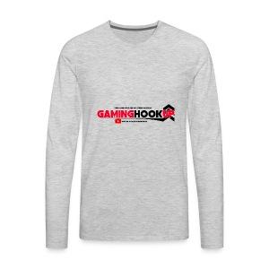 GamingHookup.com Merch! - Men's Premium Long Sleeve T-Shirt