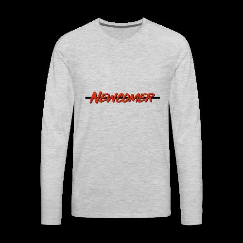 New Line - Men's Premium Long Sleeve T-Shirt