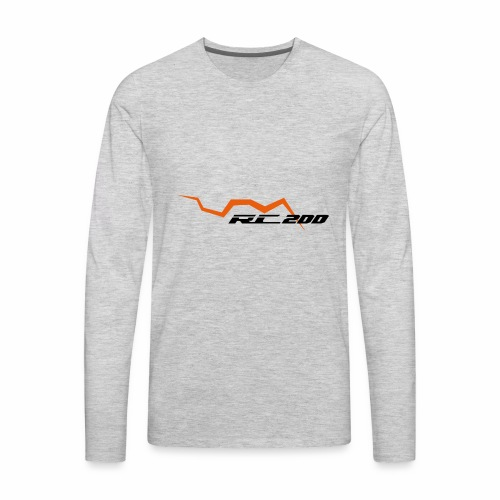 rc 200 - Men's Premium Long Sleeve T-Shirt