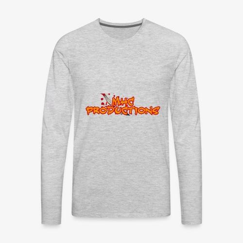 Murderous Horror Corner Productions - Men's Premium Long Sleeve T-Shirt