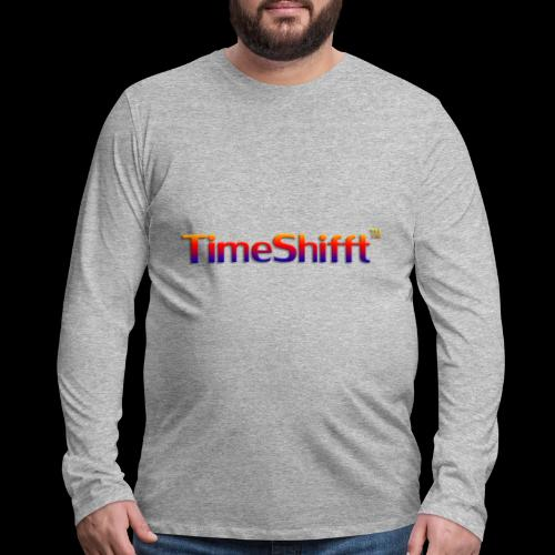 Logo Concept 1 - Men's Premium Long Sleeve T-Shirt