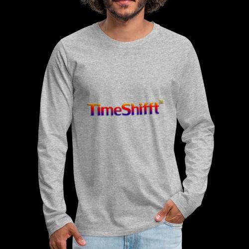 Logo Concept 1 - Men's Premium Long Sleeve T-Shirt