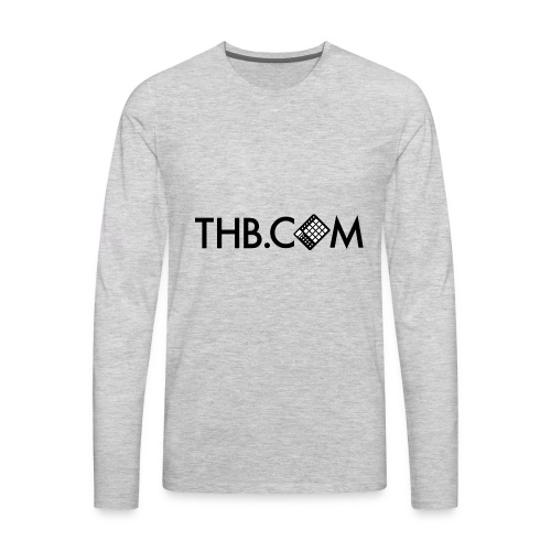 THB.com - Men's Premium Long Sleeve T-Shirt