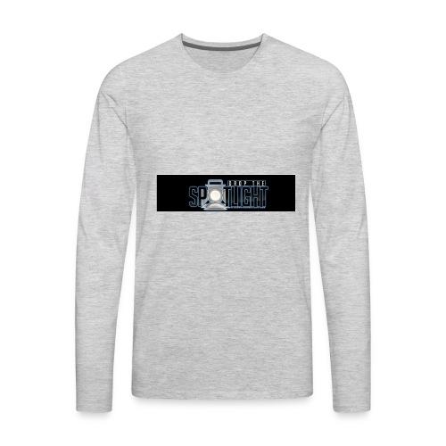 Dropthespotlight.com - Men's Premium Long Sleeve T-Shirt