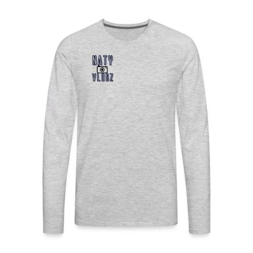 Naty Vlogz - Men's Premium Long Sleeve T-Shirt