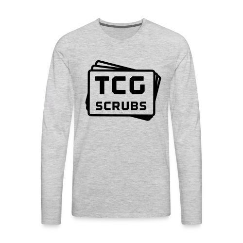 TCG Scrubs - Men's Premium Long Sleeve T-Shirt