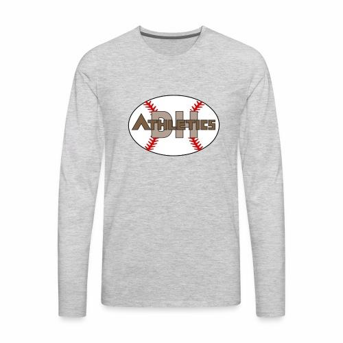 DHAthletics - Men's Premium Long Sleeve T-Shirt