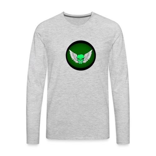 TAKN Divination - Men's Premium Long Sleeve T-Shirt