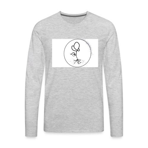 The viva - Men's Premium Long Sleeve T-Shirt
