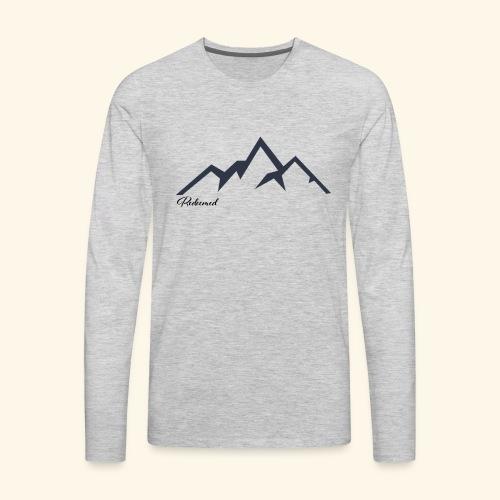 Redeemed - Men's Premium Long Sleeve T-Shirt