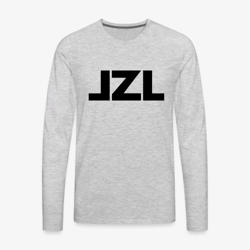 JZL LOGO - Men's Premium Long Sleeve T-Shirt
