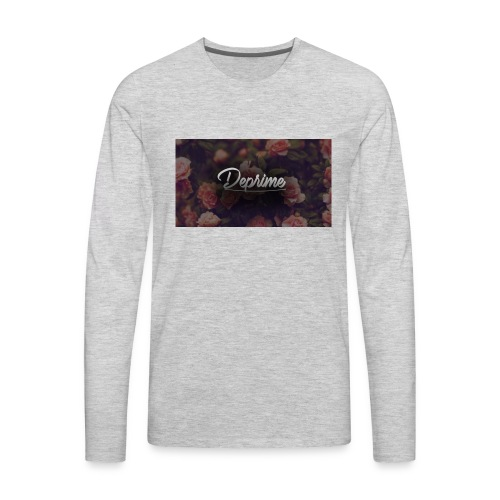 Rosez Deprime T-Shirt - Men's Premium Long Sleeve T-Shirt