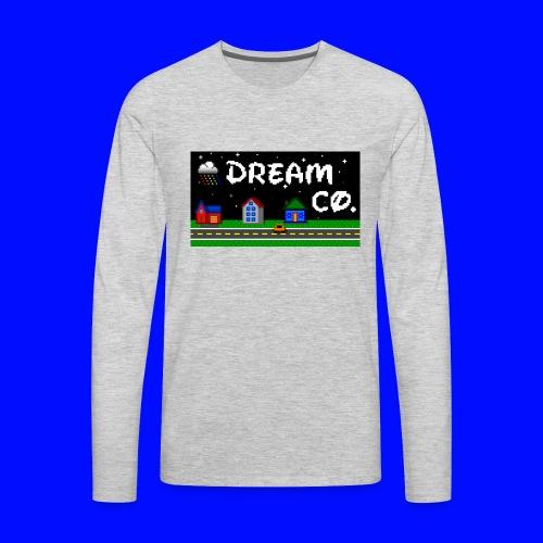 Pixel Art - Men's Premium Long Sleeve T-Shirt