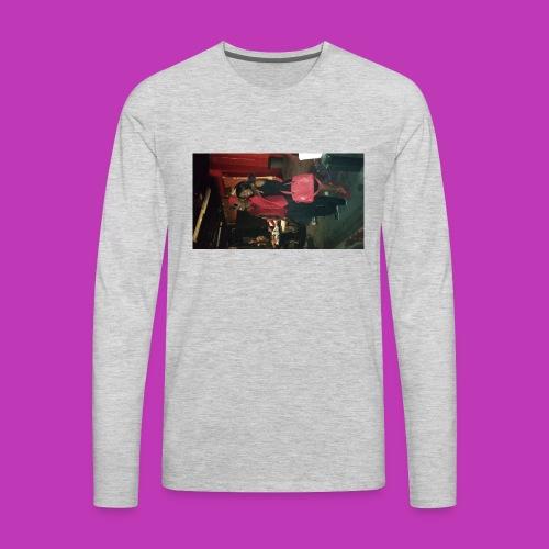 Valentines Day Mug - Men's Premium Long Sleeve T-Shirt