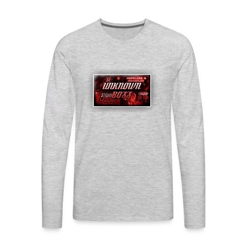 unknownboss - Men's Premium Long Sleeve T-Shirt