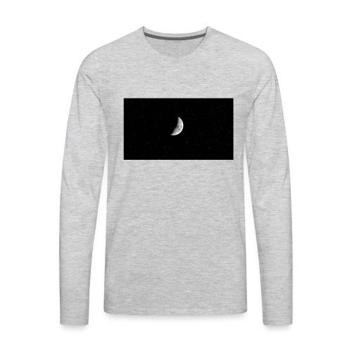Moontime - Men's Premium Long Sleeve T-Shirt