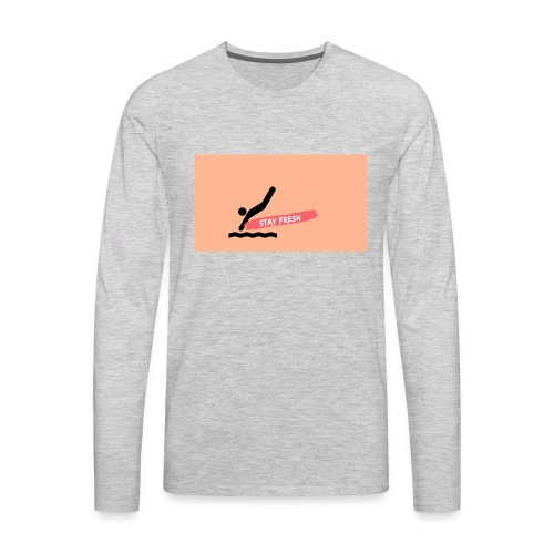 Sweet Life - Men's Premium Long Sleeve T-Shirt