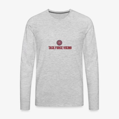 Task Force Viking - Men's Premium Long Sleeve T-Shirt