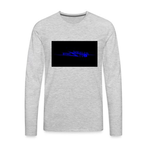 JoshSheelerTv Shirt - Men's Premium Long Sleeve T-Shirt