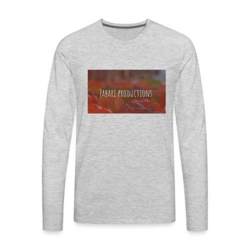 Jabari - Men's Premium Long Sleeve T-Shirt