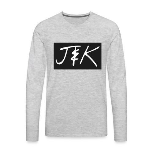 J&K - Men's Premium Long Sleeve T-Shirt