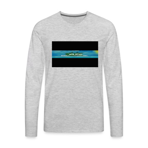 sethsnipes - Men's Premium Long Sleeve T-Shirt