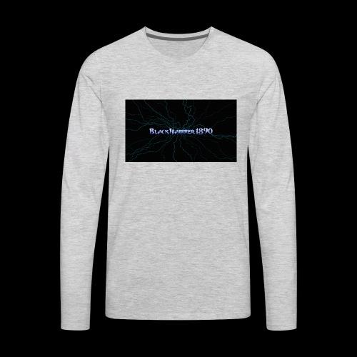 BlackHammer1890 - Men's Premium Long Sleeve T-Shirt
