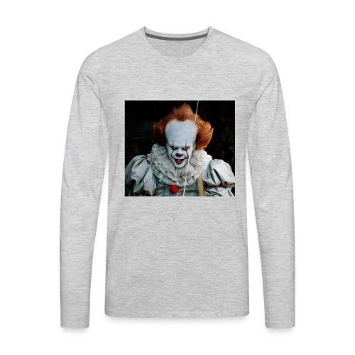 pennywise - Men's Premium Long Sleeve T-Shirt