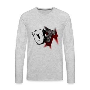 Urban Topic UT Line - Men's Premium Long Sleeve T-Shirt