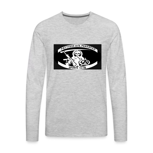Pattison Ave Phanatics Sports Club - Men's Premium Long Sleeve T-Shirt
