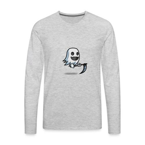 GhostFeeds Merch - Men's Premium Long Sleeve T-Shirt