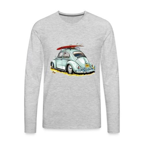 fusca beach - Men's Premium Long Sleeve T-Shirt