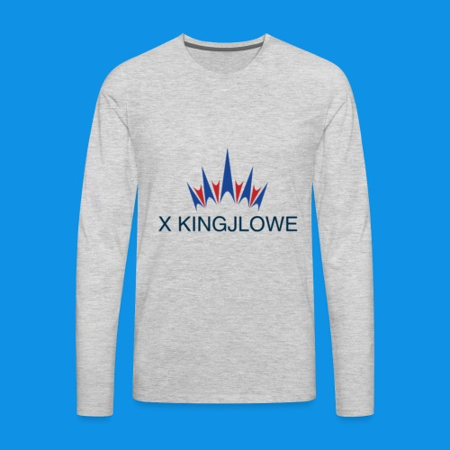 X Collection 7 - Men's Premium Long Sleeve T-Shirt