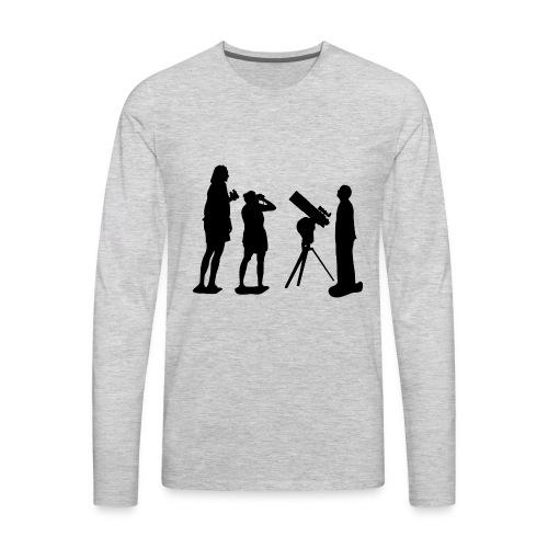 Accessoires de mode astronomiques - Men's Premium Long Sleeve T-Shirt