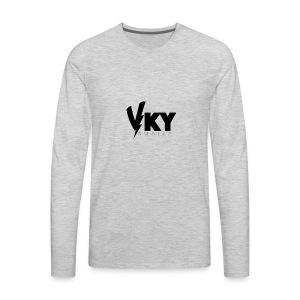 VKYSmallz - Men's Premium Long Sleeve T-Shirt