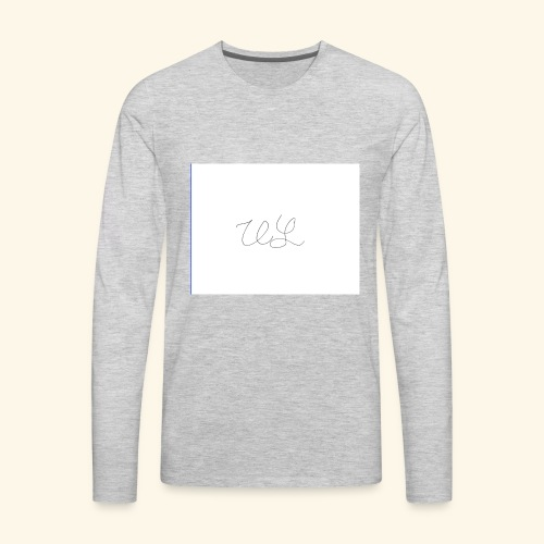 Uncle Liam - Men's Premium Long Sleeve T-Shirt