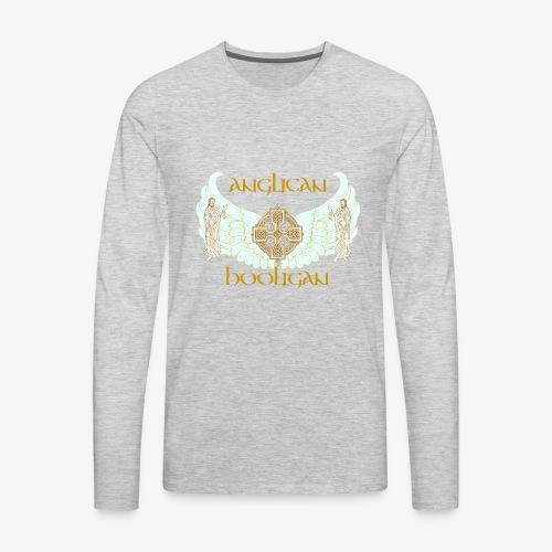 Anglican Hooligan - Men's Premium Long Sleeve T-Shirt