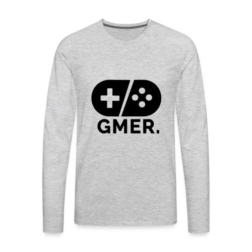 GMER Apparel - Men's Premium Long Sleeve T-Shirt