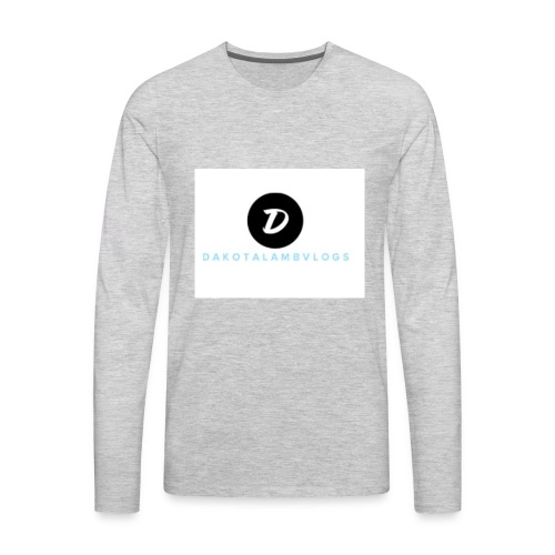 Screenshot2018 03 28at8 24 20PM v2 1 - Men's Premium Long Sleeve T-Shirt