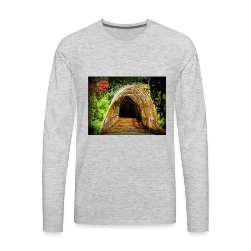 Longue Vue House and Gardens - Men's Premium Long Sleeve T-Shirt