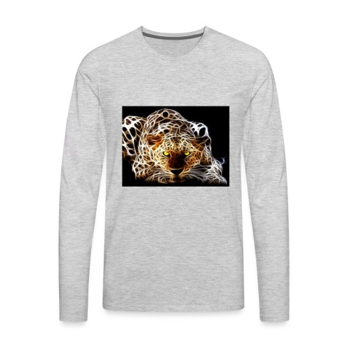 close for people and kids - Men's Premium Long Sleeve T-Shirt