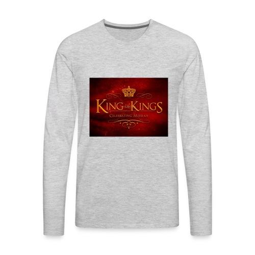 KINGOFKINGS1818 - Men's Premium Long Sleeve T-Shirt