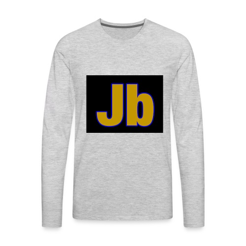 jbjakeshirt - Men's Premium Long Sleeve T-Shirt
