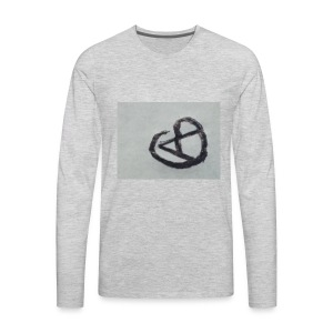 Axton Gamblin - Men's Premium Long Sleeve T-Shirt