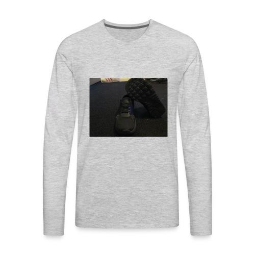 LIT NIKES - Men's Premium Long Sleeve T-Shirt